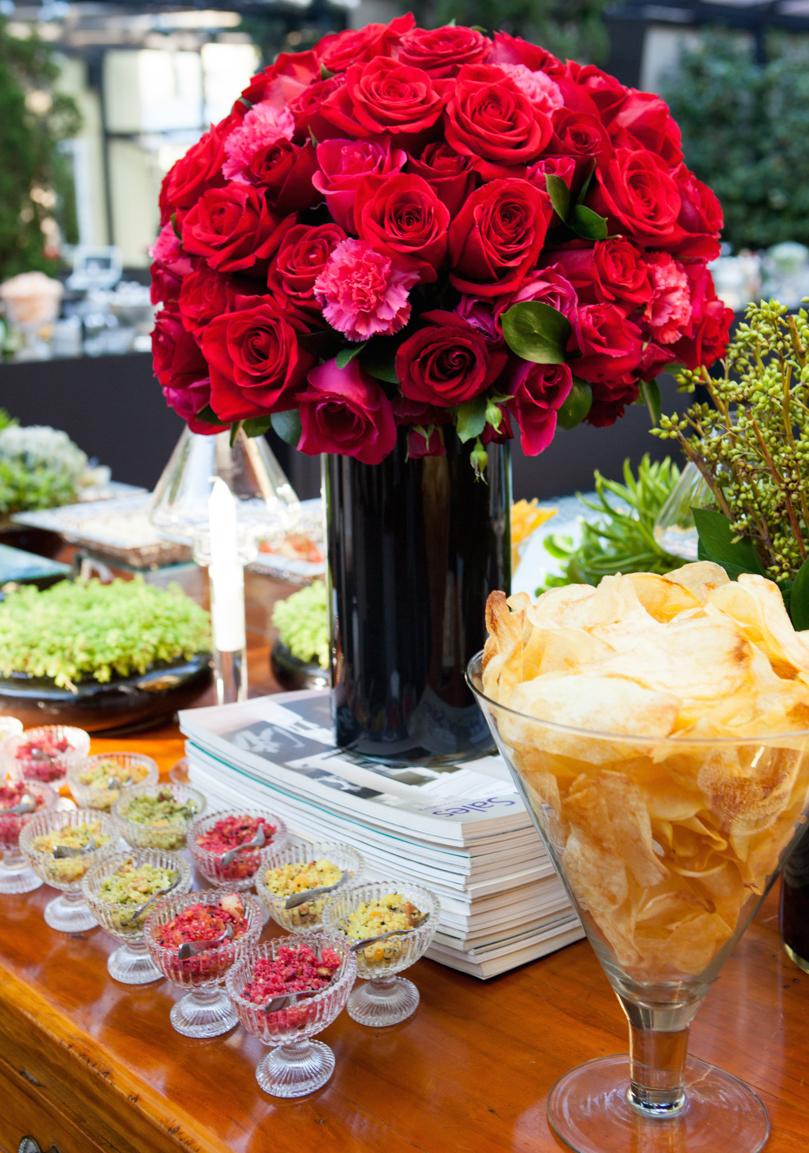 foto flor vermelha